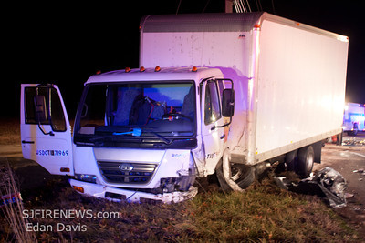 01-28-2012, MVC, With Heavy Entrapment, Seabrook, Cumberland County, Hoover Rd. and Rt. 77
