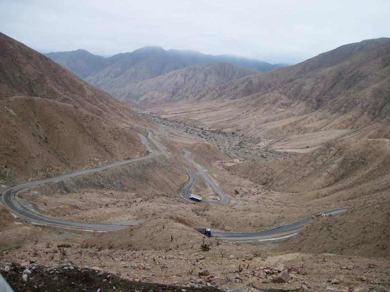 Great Roads in the Desert