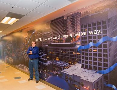 Corporate Mural Installations