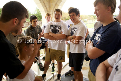 Regents Football Varsity 2011