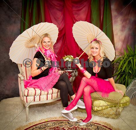 Dance Duo - Studio Pictures