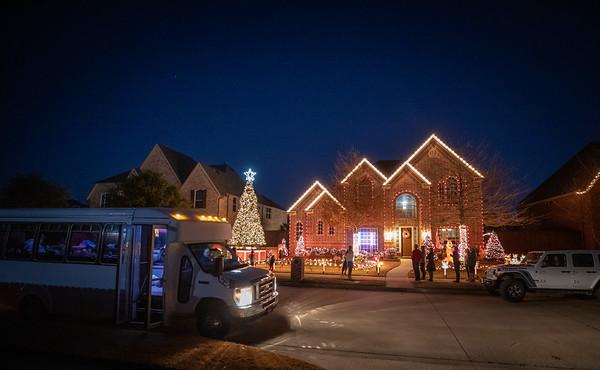 2020 Christmas Lights Tour