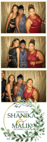 Shanika and Malik Wedding 9/19/2020