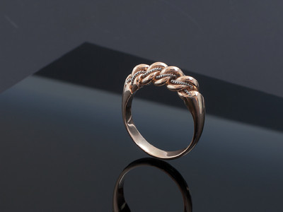 Namejs (yellow gold with white gold band)
