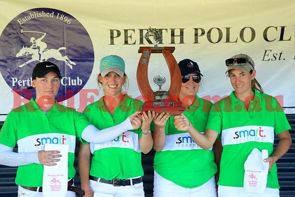 2014 02 09 Perth Polo Festival Ladies Cup Final Smart Teachers Vs Horseland