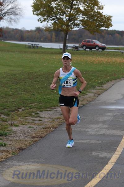 Leg4 Womens 10K's Photos - 2020 Hansons-Brooks ODP Michigan Pro Ekiden