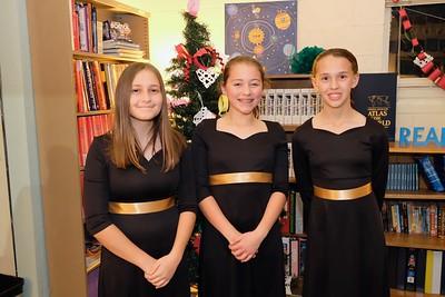 Pasadena Christian Students Perform Christmas Program
