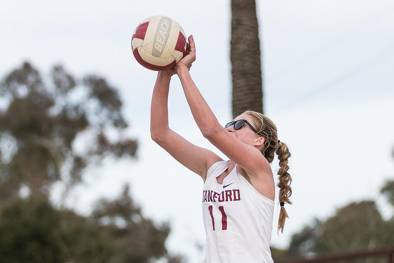 Women's Beach Volleyball: 2018 Stanford Invitational