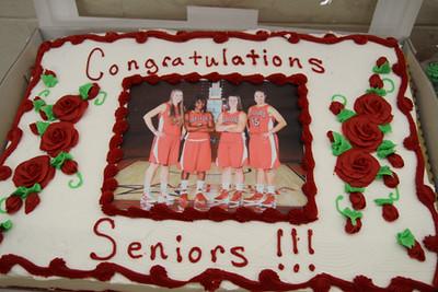 Senior Day Reception (March 1, 2014)