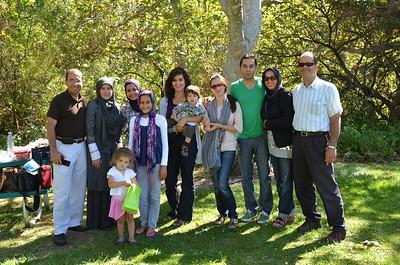 Arash's Visit, Jul. 2011