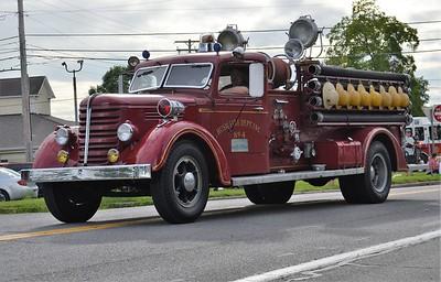 Rush, NY F.D. 100th Anniversary Parade  - 8/21/21