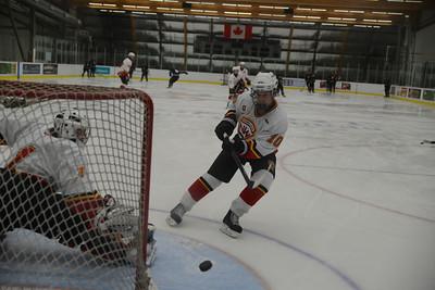 Oct. 20, 2013 Game v Red Deer Black