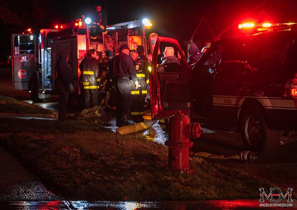 Detroit MI, House Fire 3-30-2020