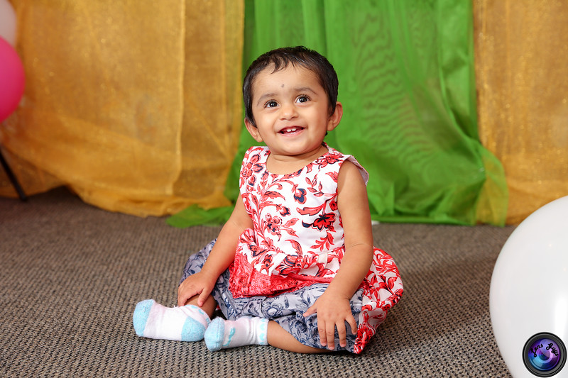 Srihitha First Birthday Party