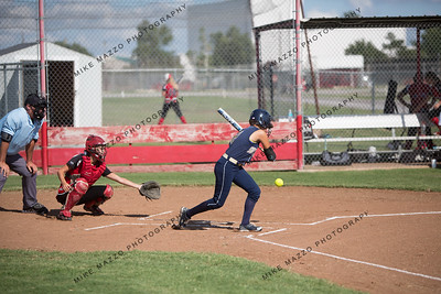 LHS vs South Moore Softball