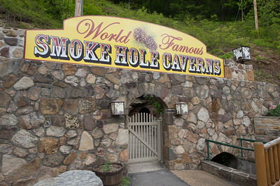 Smoke Hole Caverns, WV