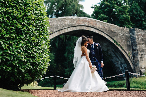 Amy & Callum Wedding