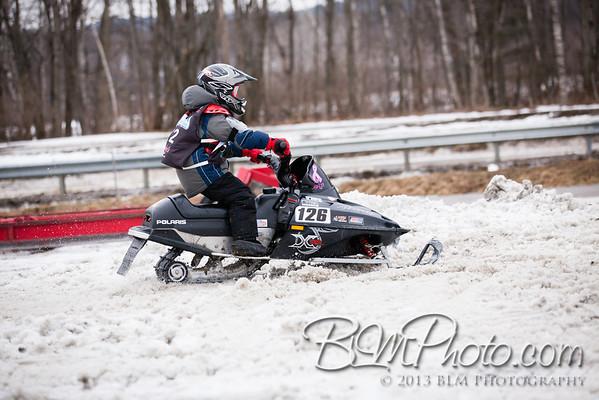 Snow Rodeo - Bradford, VT