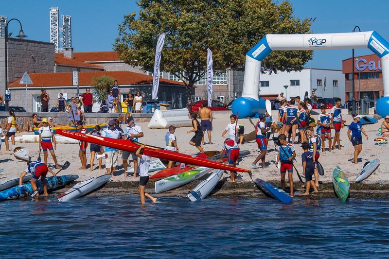 SIKNANZATA FGP WABANC Club de Mar Ria de Aldan SRP