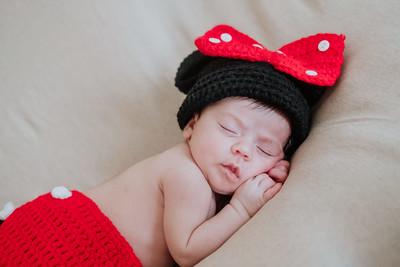 Newborn Minerva