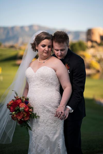 Sandia Hotel Casino New Mexico October Wedding Portraits C&C-65.jpg