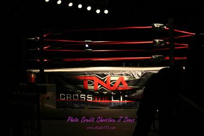TNA Live May 9, 2008 - Derby, VT