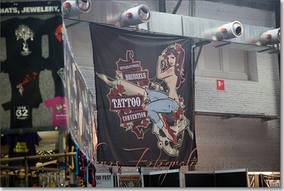 International Tattoo Convention Brussels 2015