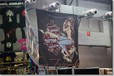 International Tattoo Convention Brussels 2015