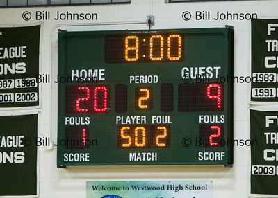 G JV Basketball Holliston v Westwood 1_28_14