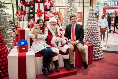 Santa Paws @ Northlake Mall 11-18-18 by Jon Strayhorn