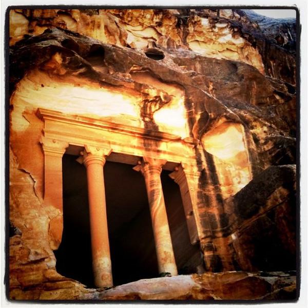 Little Petra in Jordan