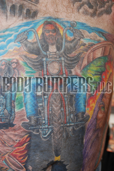 """Tattoos of Sturgis"" - ""Sturgis 2008"" - August 6, 2008 - Nikon D80 - Mark Teicher"