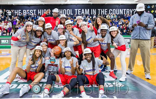 2017 Girls Varsity Basketball National Champions