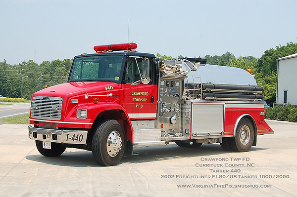 North Carolina Fire Apparatus