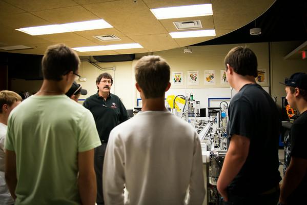 Mechatronics and IT Academies 2014