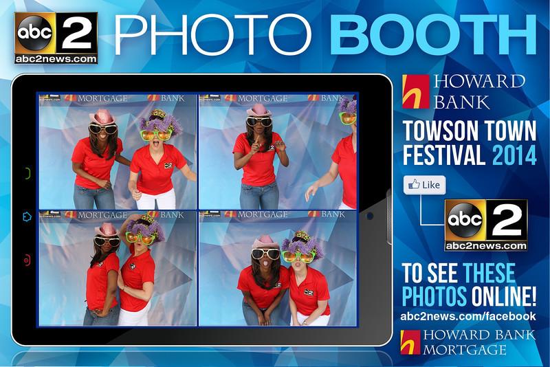 ABC2 News Towson Town Festival 2014
