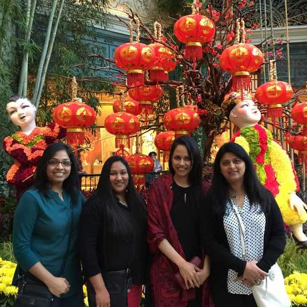 Bellagio... Chinese New Year Celebration!