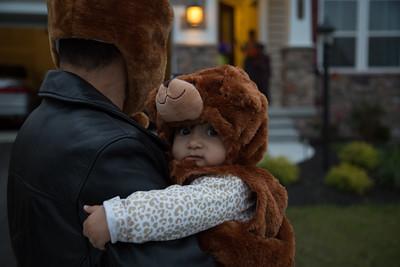 Halloween with Maya, Derin and Ozge