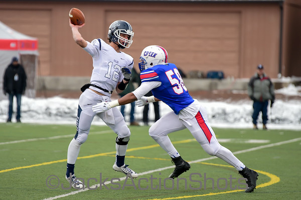 Playoff Game - Valor at Cherry Creek - November 28 2015 - complete game