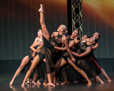 Dancers Edge - Showstopper Competition Anaheim - May 2018