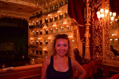 Teatro La Fenice - Venecia 2015
