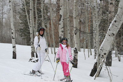 Vail Ski Trip - 4/09