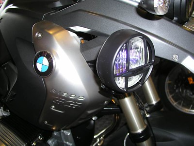 LightMounts - 2008/09 BMW R1200GS