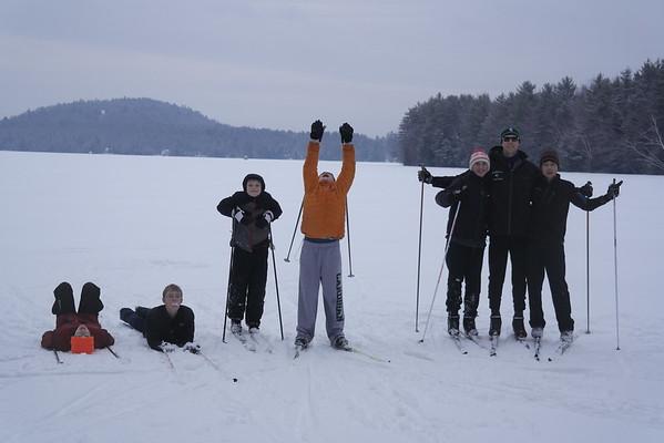 Nordic Skiing!