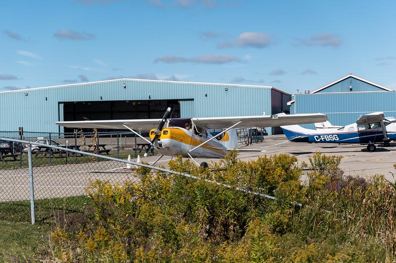 Brampton Flight Centre
