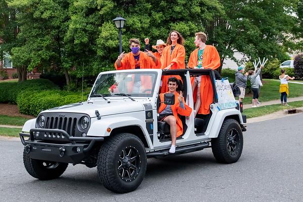 MR Class of 2020 - SENIOR Parade