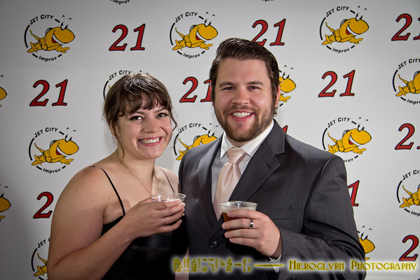 Jet City Improv Charity Gala 2013