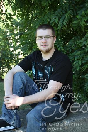 Blake's Senior Pictures