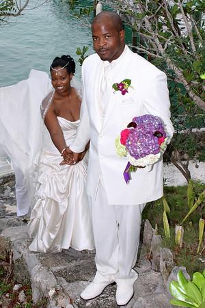 Harvey & Talea | Bahamas Wedding |  Abaco, Bahamas