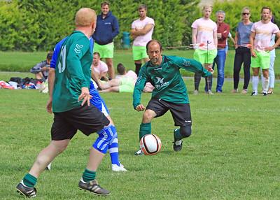 Burrough Green Football 2016